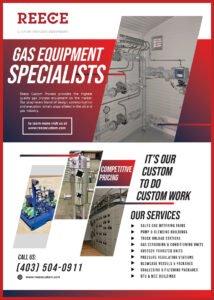 Reece Custom Gas Equipment